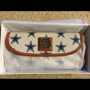 Dallas Cowboys Dooney & Bourke Continental Clutch